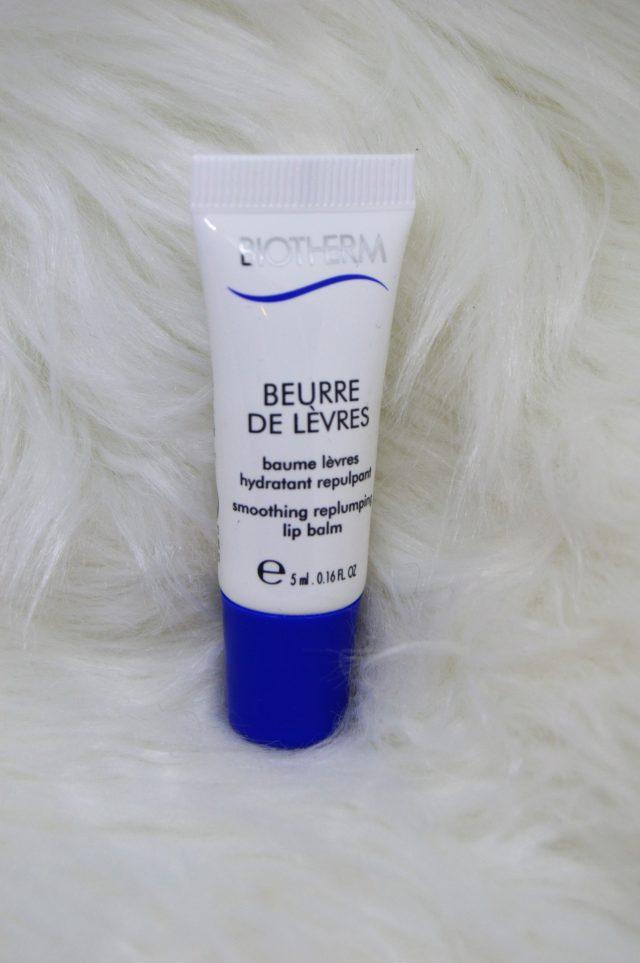 biotherm beurre à lèvres