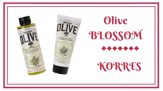 KORRES olive blossom