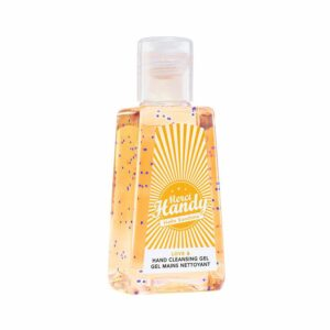 Gel mains nettoyant hello sunshine de merci Handy