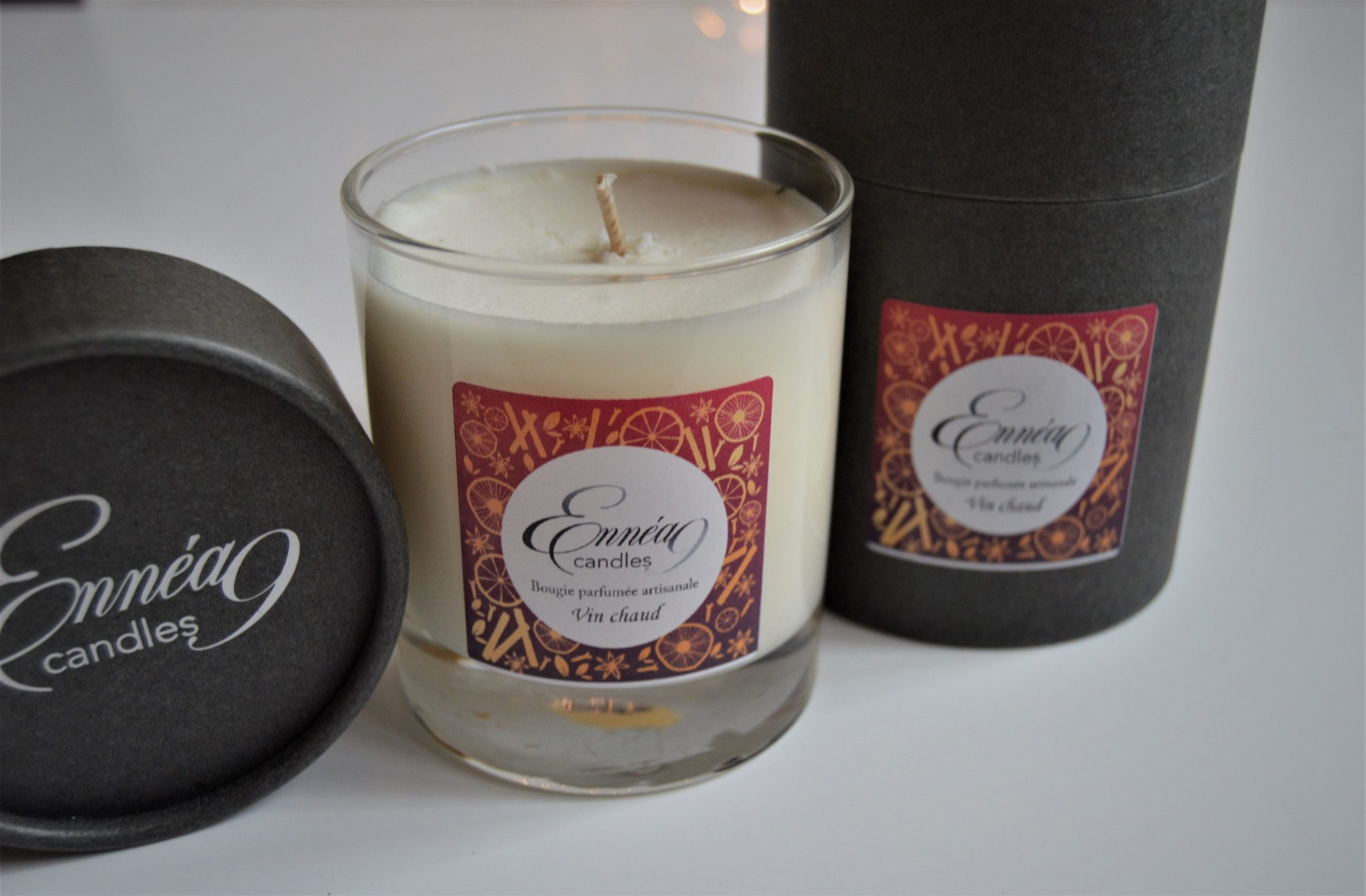 Ennéa Candles