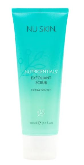nu skin scrub extra gentle