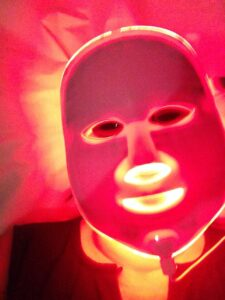 photomodulation masque lumiere