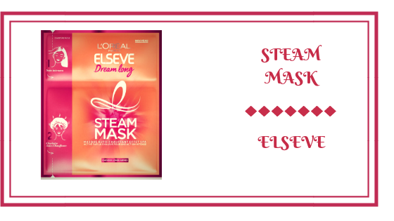 elseve steam mask l'oréal