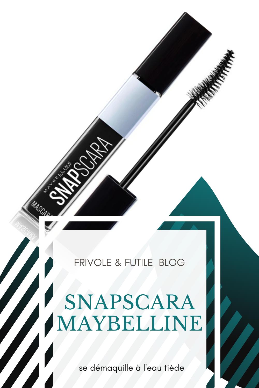 Frivole & futile Blog snapscara maybelline