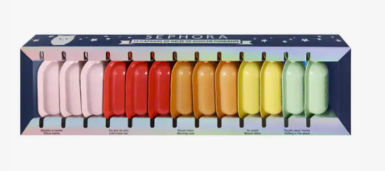 soldes chez sephora france capsule de gelée de douches fondante
