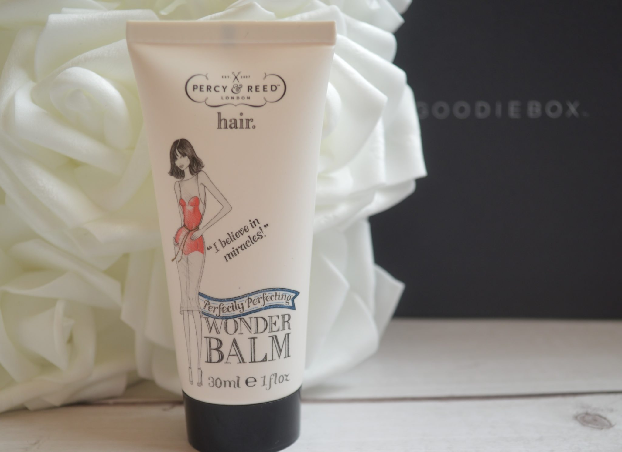 Percy & Reed london wonder balm