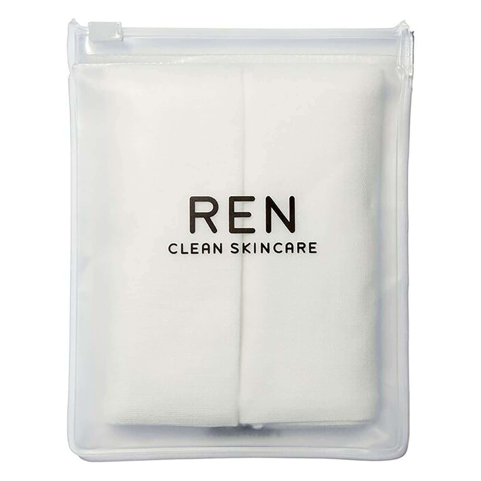clean skincare REN cloth
