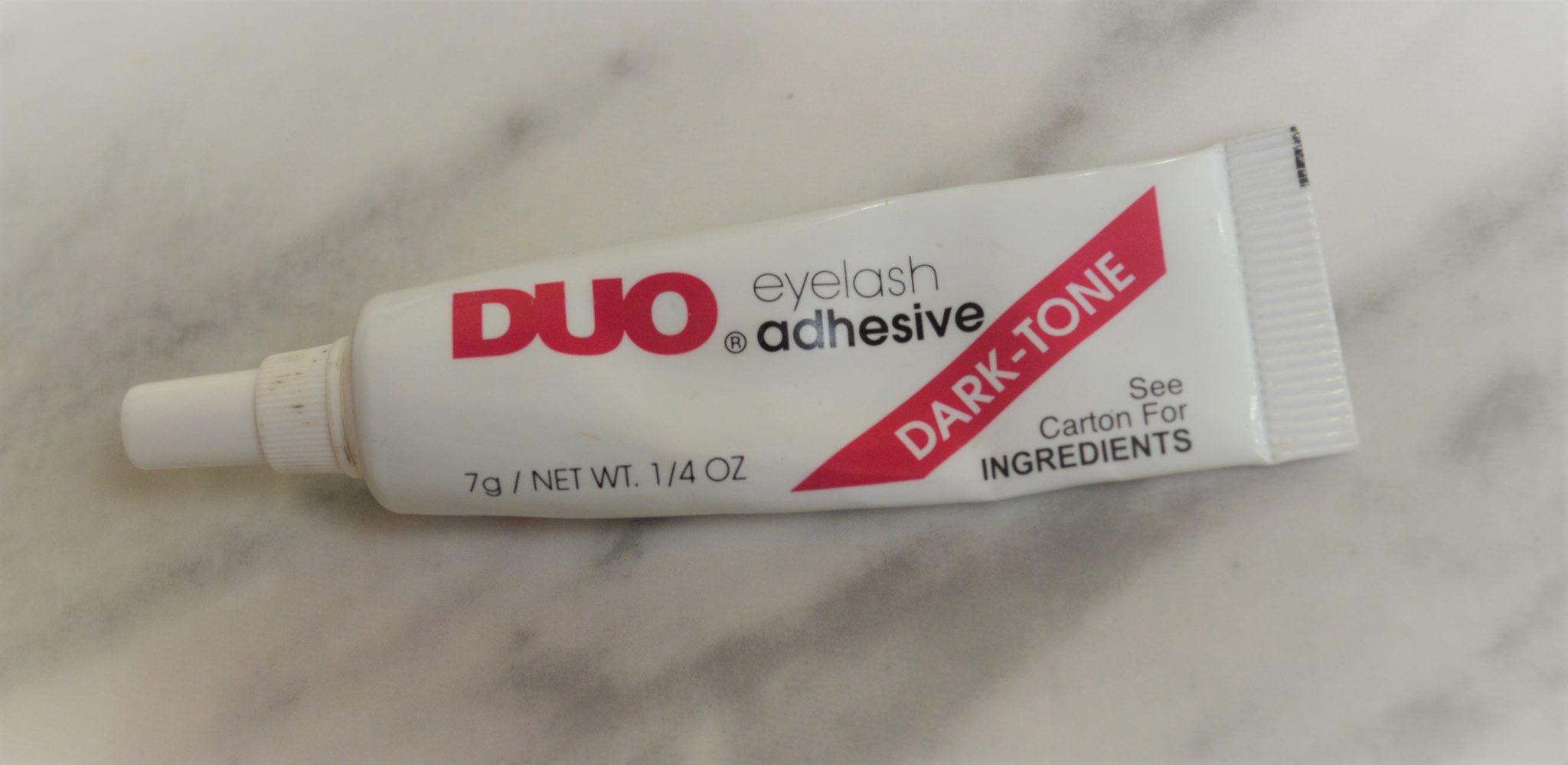 duo adhesive dark tone Produits terminés #9