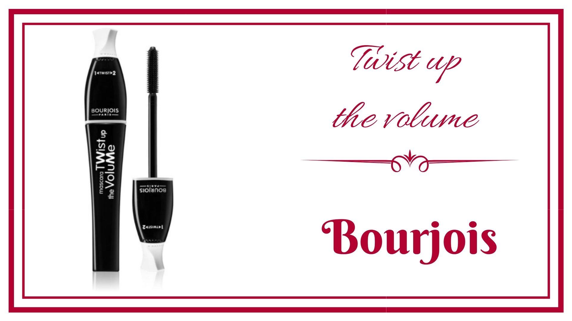LOG frivole et Futile mascara twist up th volume bourjois (1)