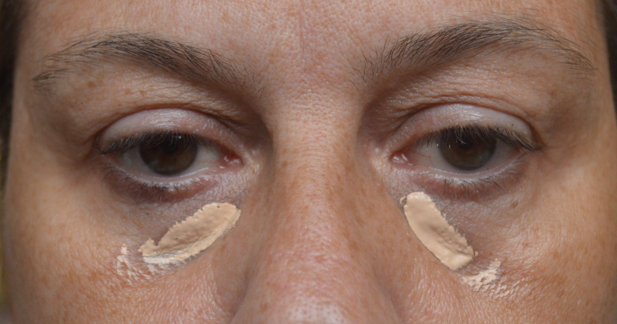 shape tape de tarte yeux