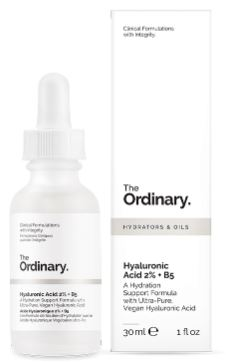 the ordinary hyaluronic acid2%+B5