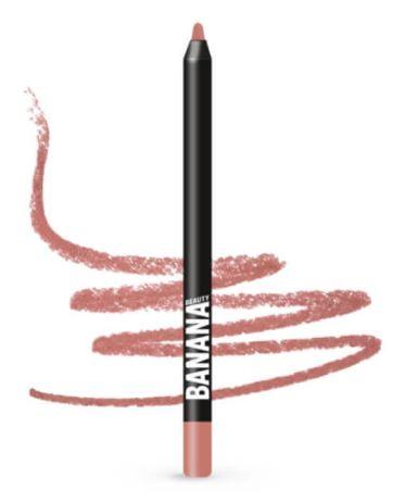 nananaked crayon lèvre banana beauty