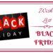 BLOG frivole et Futile Wish list BLACK FRIDAY