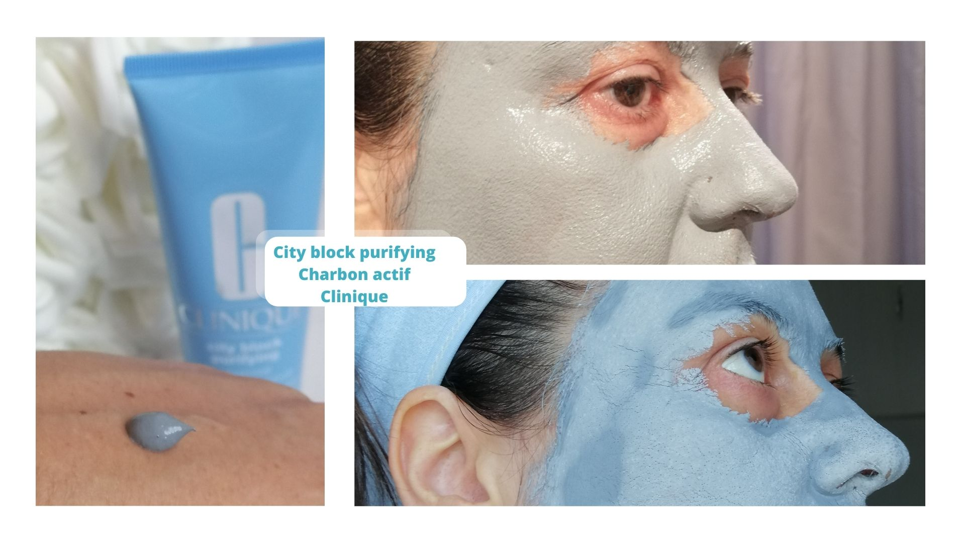 City block purifying charbon actif clinique