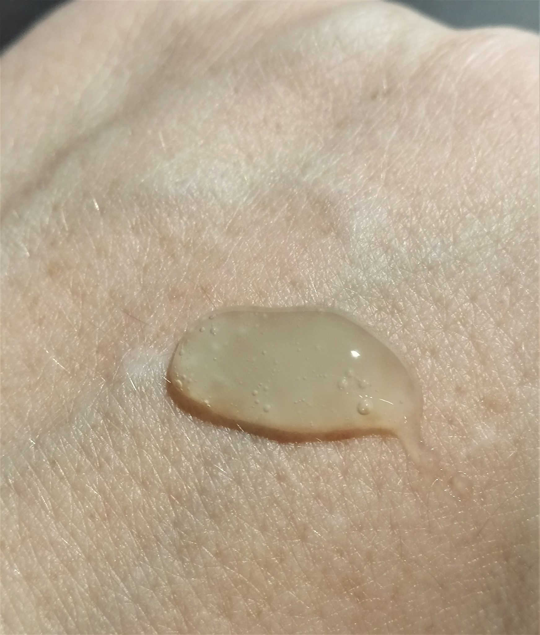 texture et couleur base hydro grip primer milk makeup