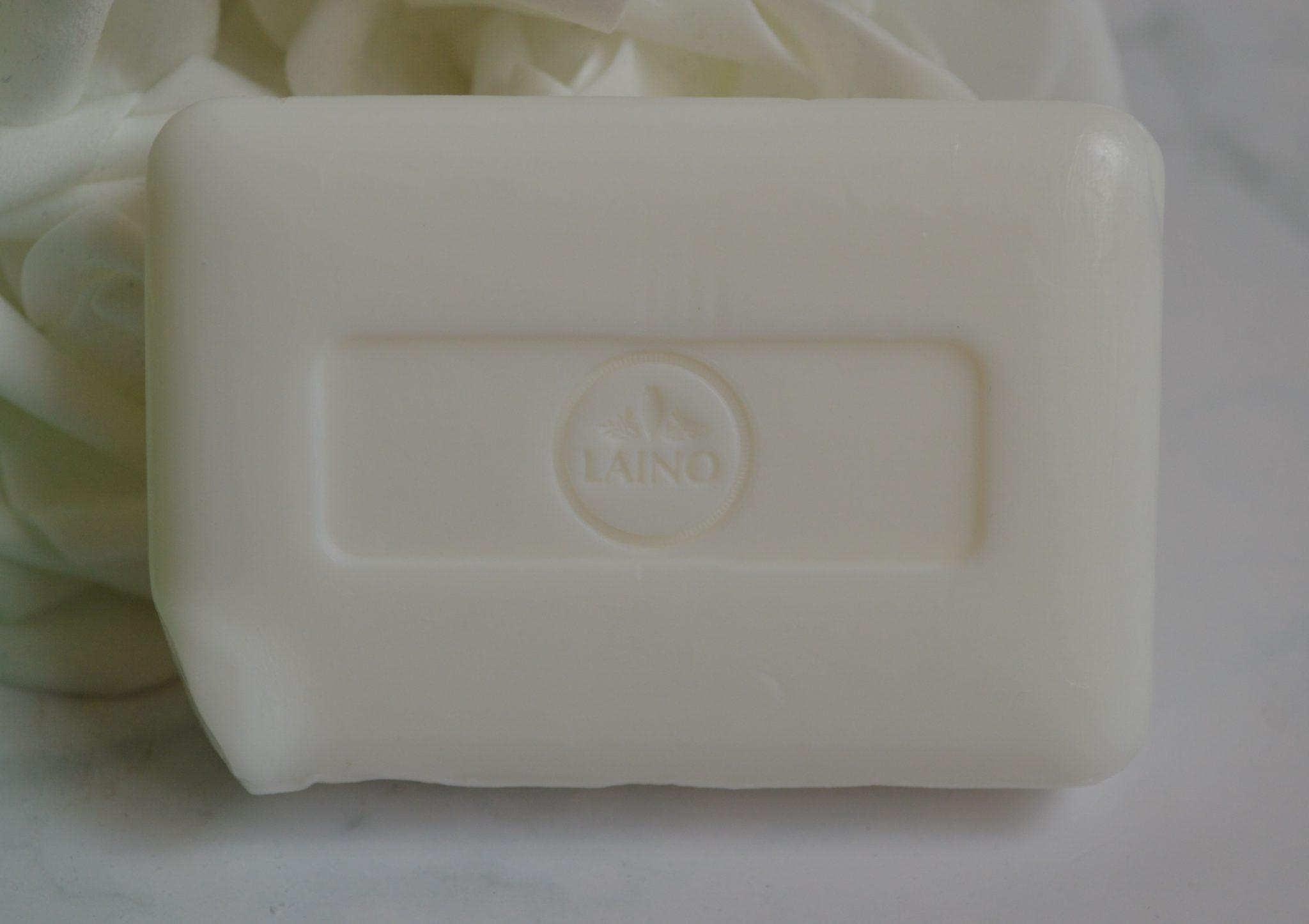 photo pain Savon parfumé au thé vert - LAINO