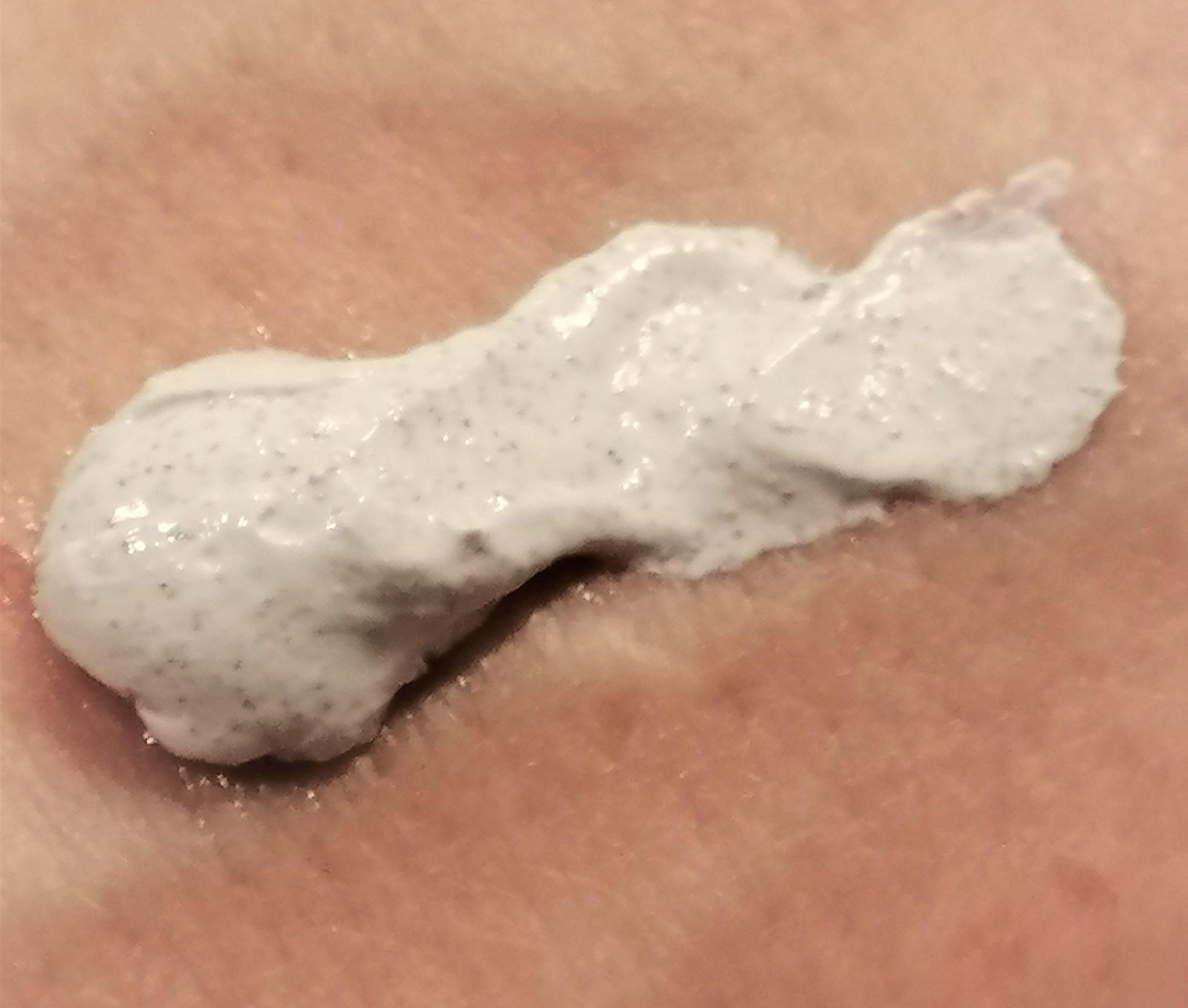 visuel derma pureté peeling texture